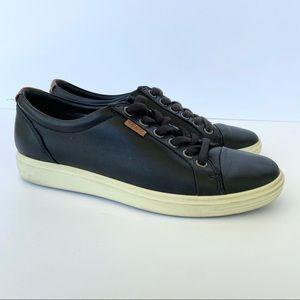 ECCO Women's Soft Sneaker Black Size 36